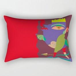 Dragon: Viverna Rectangular Pillow