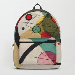Kandinsky - Circles in a circle Backpack