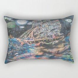 Affair of the seas Rectangular Pillow