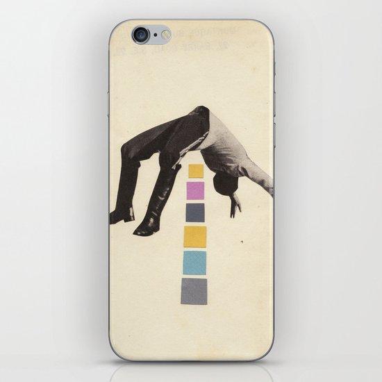 High Jump iPhone & iPod Skin