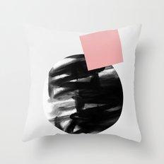 Minimalism 12 Throw Pillow