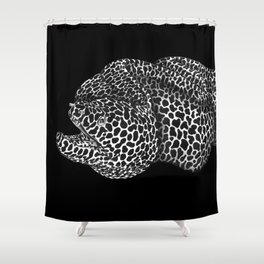 Moray Eel Shower Curtain