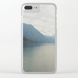 gmunden 2 Clear iPhone Case