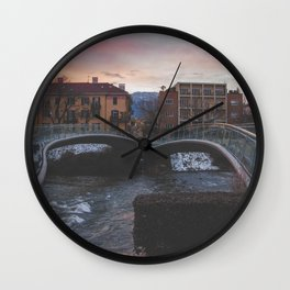 Museion Wall Clock