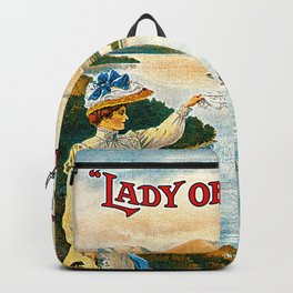 Furness Railway and Lady of the Lake Backpack
