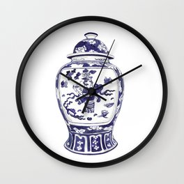 GINGER JAR No.2 Wall Clock