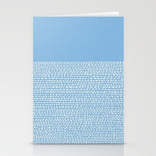 Riverside - Placid Blue Stationery Cards