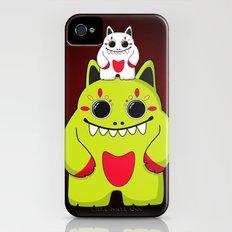 Bad & Mad iPhone (4, 4s) Slim Case