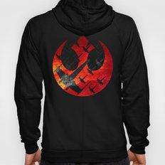 Star Wars Rebel Alliance Chevrons Hoody