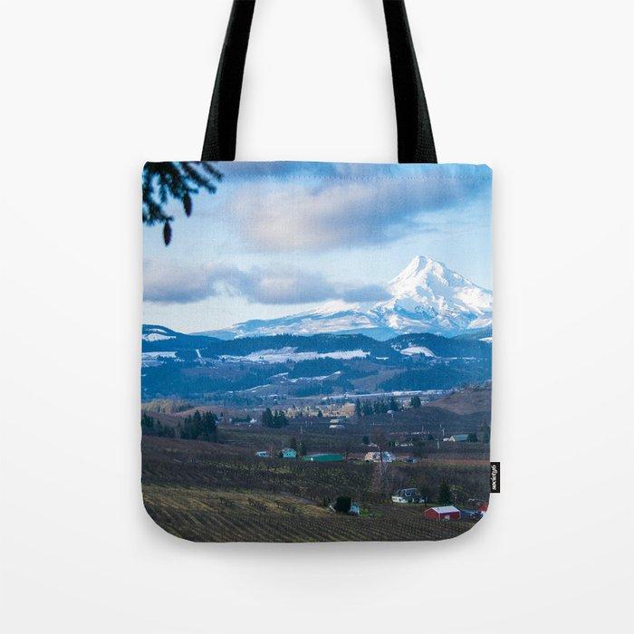 Hood River Tote Bag