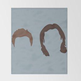 Supernatural Sam and Dean, ya'll Throw Blanket