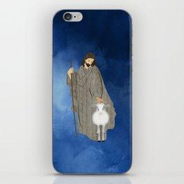 Jesus of Nazareth the Good Shepherd iPhone Skin