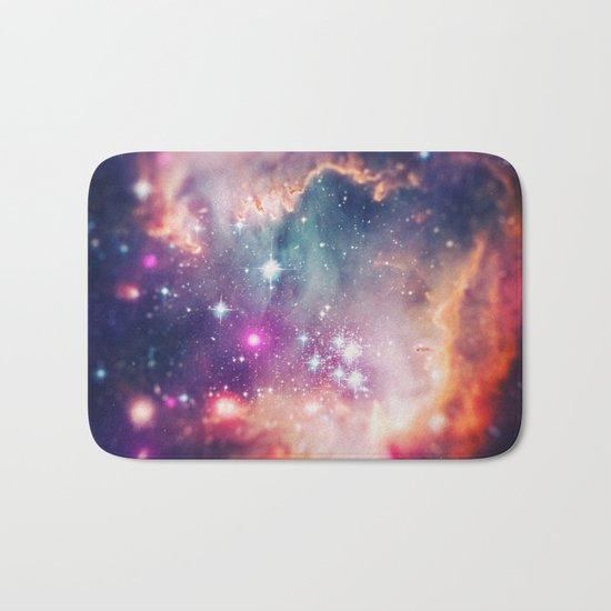 The Universe under the Microscope (Magellanic Cloud) Bath Mat