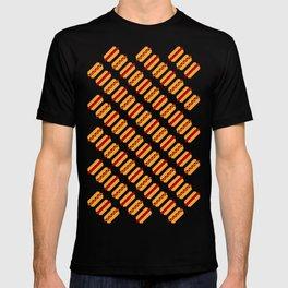 Pixel Hot Dogs T-shirt