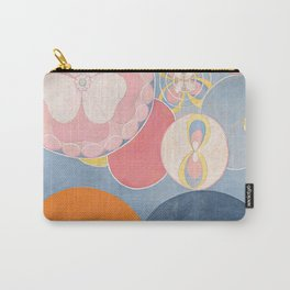 The Ten Biggest No 2 By Hilma Af Klint Carry-All Pouch