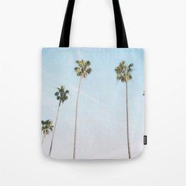 Beach Palms Tote Bag