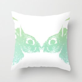 loverabbits Throw Pillow