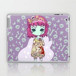 Dead eyes Laptop & iPad Skin
