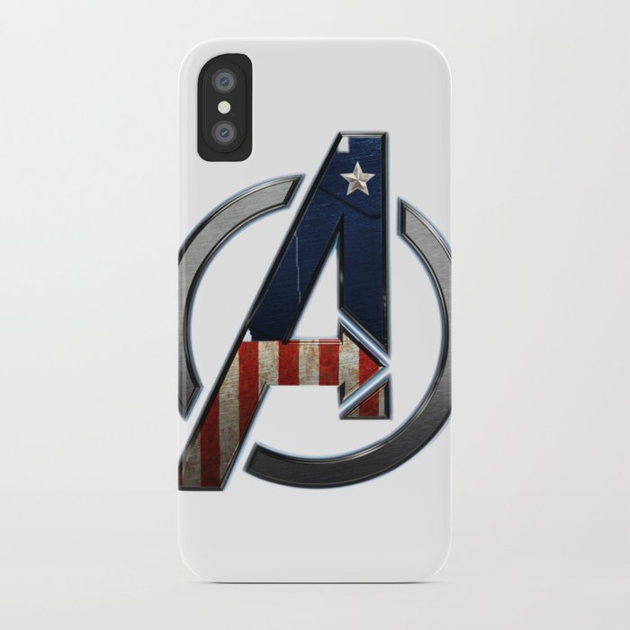 UNREAL PARTY 2012 THE AVENGERS  CAPTAIN AMERICA  iPhone Case