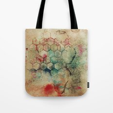 Hexa II Tote Bag