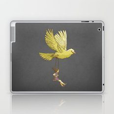 Higher... up to the sky!! Laptop & iPad Skin