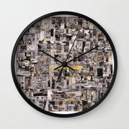 Arrivederci Roma Wall Clock