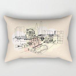 China daily Rectangular Pillow