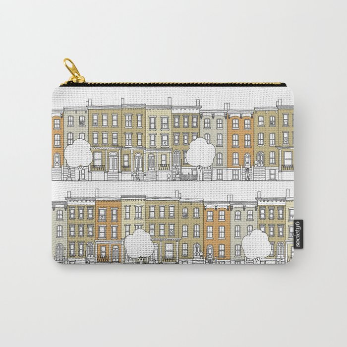 Brooklyn (color) Carry-All Pouch