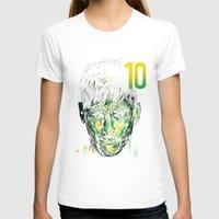 neymar T-shirts featuring NEYMAR JR by dan elijah g. fajardo