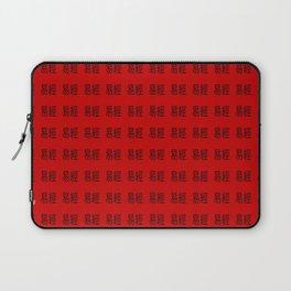 I Ching Yi jing – Symbols of Bagua 2 Laptop Sleeve