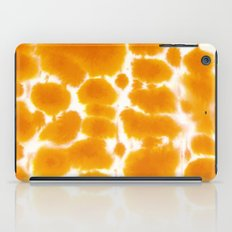 Dye Dots Turmeric iPad Case