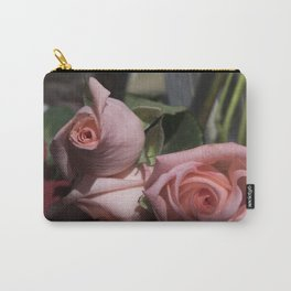 Valentine's Day Roses 25 Carry-All Pouch