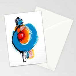 What Lies at the Core Stationery Cards
