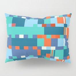 Chopin Fantaisie Impromptu (Anemone & Coral Colours) Pillow Sham