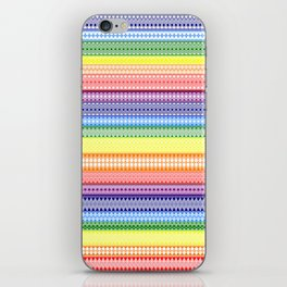 Tribality Rainbow iPhone Skin