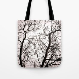 Branches in Winter Tote Bag