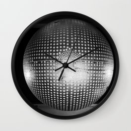 Explorer 24 Satellite Wall Clock