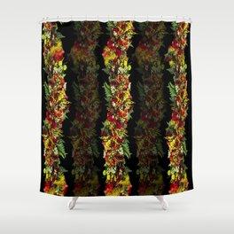 Hawaiian Haku Lei Shower Curtain