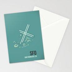SFO Stationery Cards