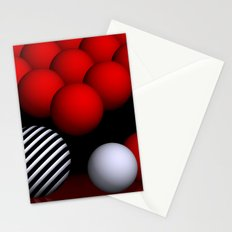 changing the distance -4- Stationery Cards