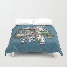 Nangijala –Blue Duvet Cover