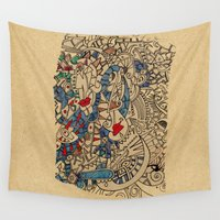 medieval Wall Tapestries featuring - medieval - by Magdalla Del Fresto