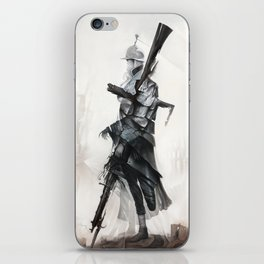 Apparition of War iPhone Skin