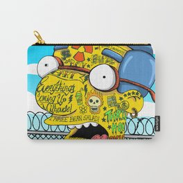 Tatted Up Nerd Carry-All Pouch