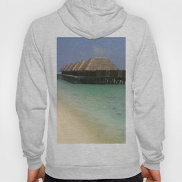 Stilt Houses - Maldives Hoody