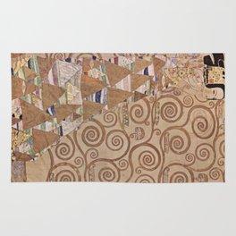 Gustav Klimt - The Expectation Rug