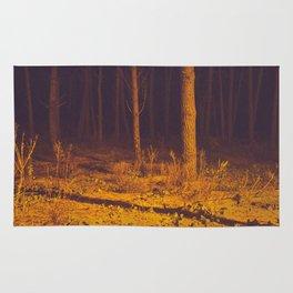 Orang forest Rug