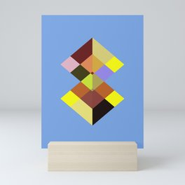 Abstract #727 Mini Art Print