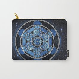 Metadala's cube Carry-All Pouch