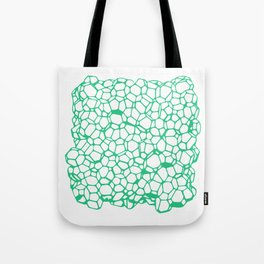 Random Foam (Old Palmolive) Tote Bag
